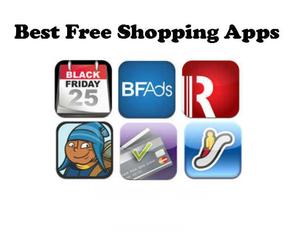 Best Free Shopping Deal Apps