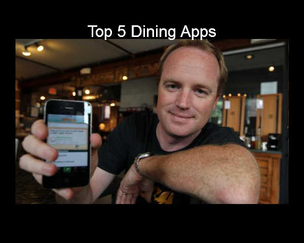 top dining apps