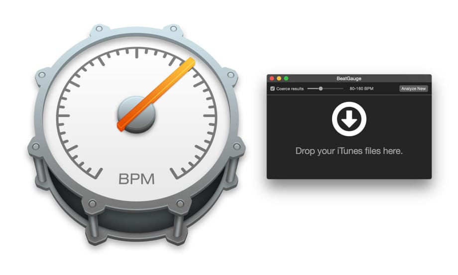 BeatGauge BPM Analyser For OSX Review - Reviewster