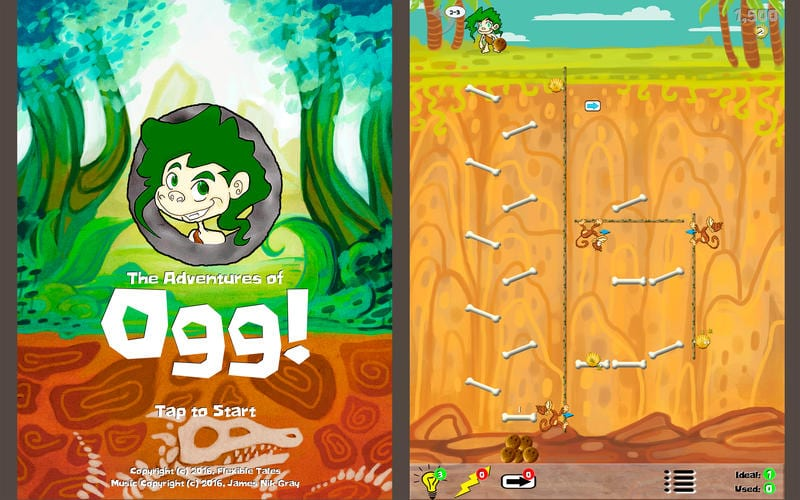 The Adventures of Ogg for Mac Review