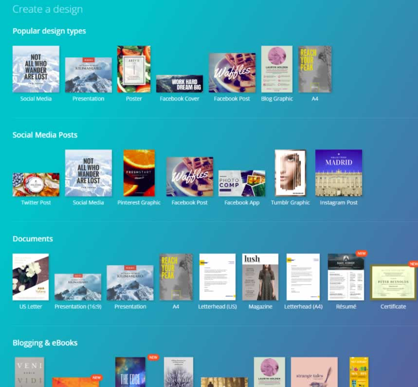 Canva review best free online graphic tool reviewster stopboris Gallery