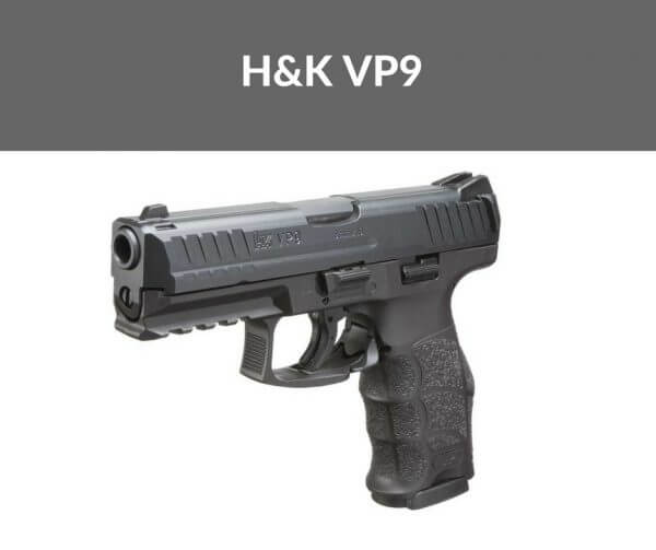 2019 Best 9mm Pistols – Top 10 9mm Handguns (Roundup