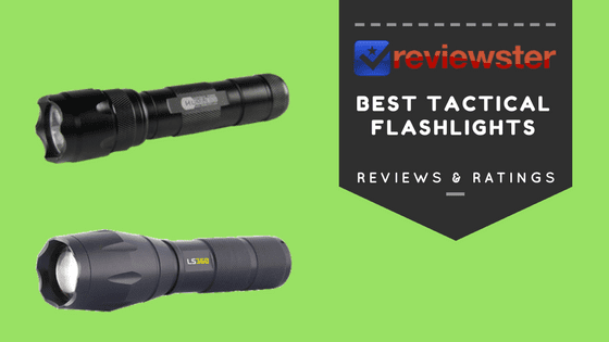 Best Tactical Flashlight Reviews – Top 10 Review