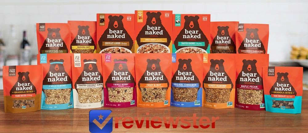 Bear Naked Granola Review – Custom Made Granola