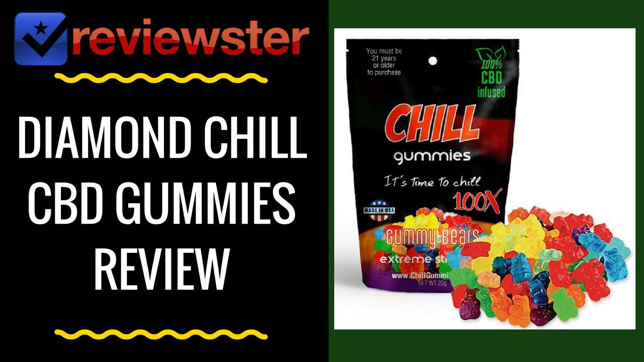 Diamond Chill Gummies Review – High Potent CBD Gummy Bears