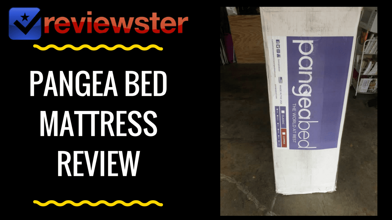 Best Copper Mattress – Pangea Bed Mattress Review