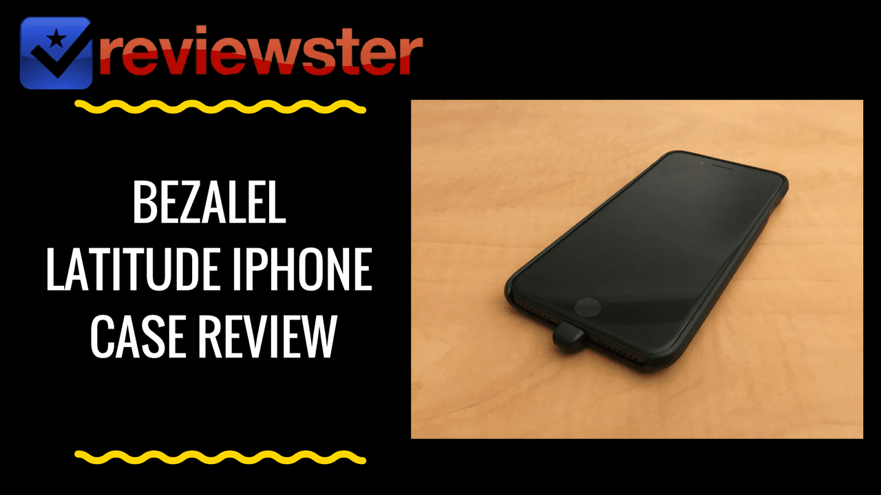 best authentic 3a8dc 075ac Bezalel Latitude Review - Best iPhone 7 Wireless Charging Case ...