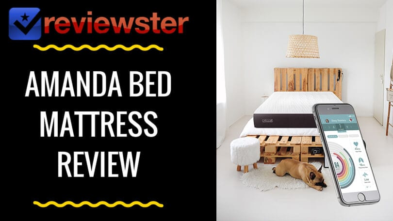 Amanda Sleep Smart Mattress Review