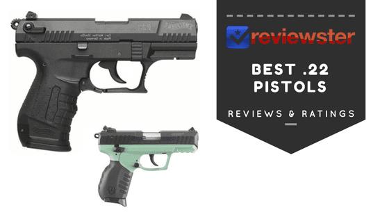 Best .22 Pistols – ( Top 10 .22 Handgun Reviews )