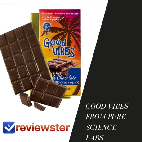 Good vibes from pure science labs