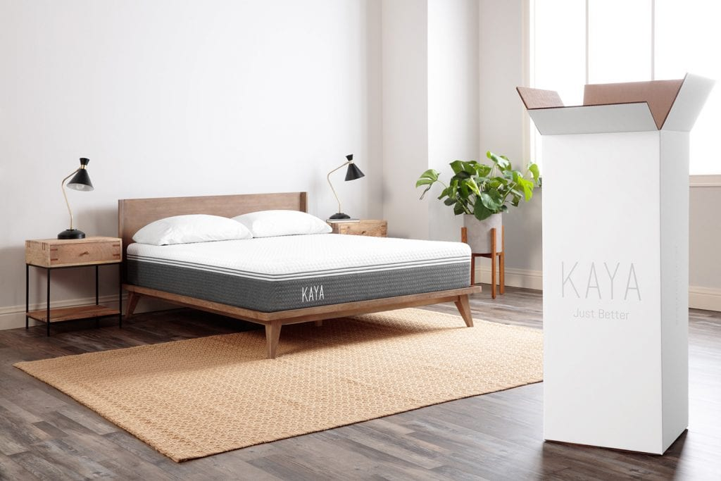 mattress that is generating quite a buzz in the online premium mattress world it offers higher foam densities and a high quality pocketed coil core