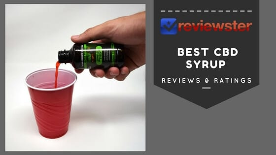 Best CBD Syrup Review – Best Cannabis Syrup 2019
