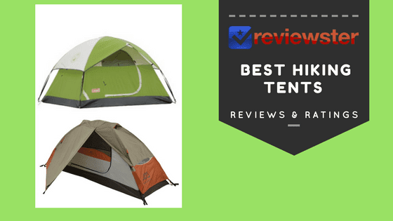Best Hiking Tents Reviews – Top 10 Tents For Hiking 2019