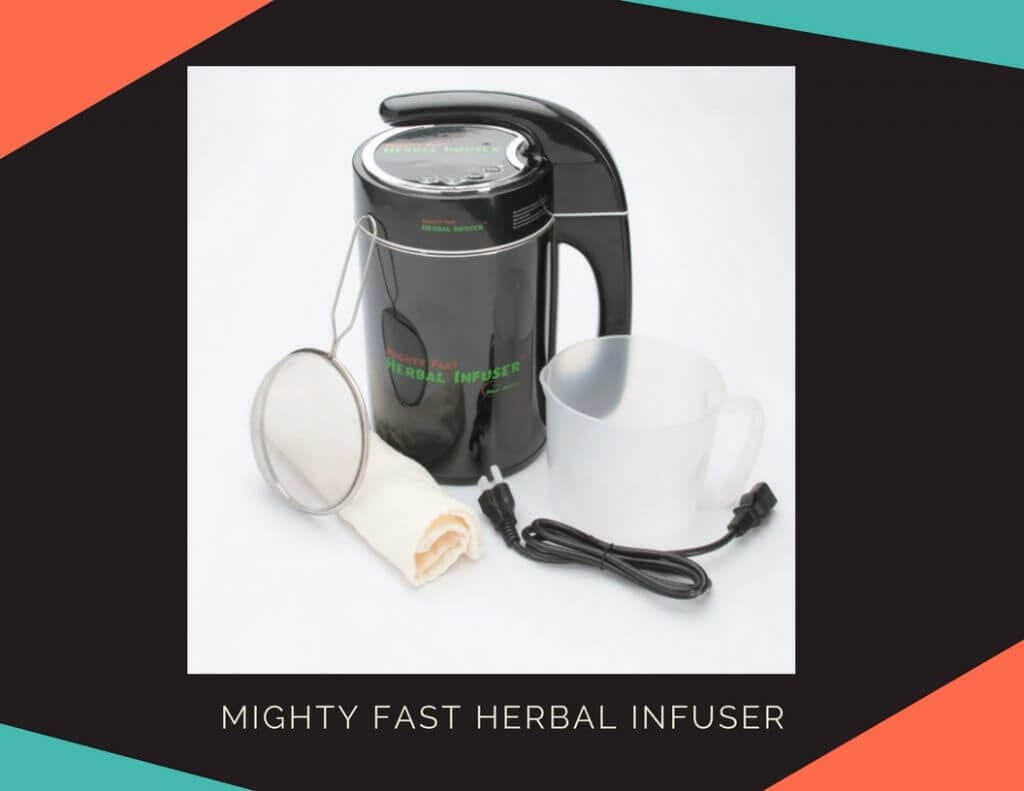 Mighty Fast Herbal Infuser Review - How To Make Cannabutter - Reviewster