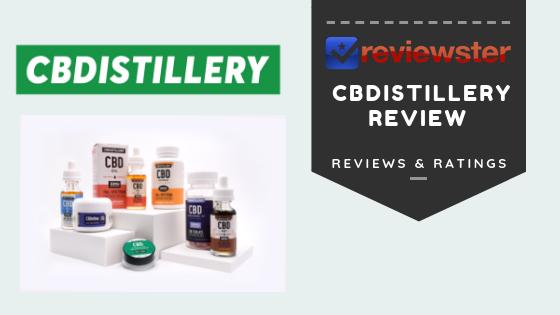 CBDistillery Discount Codes & Review