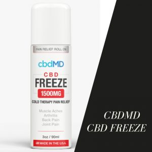 cbd pain lotion