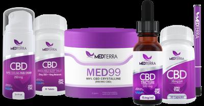 Medterra CBD Review-MEDTERRA CBD