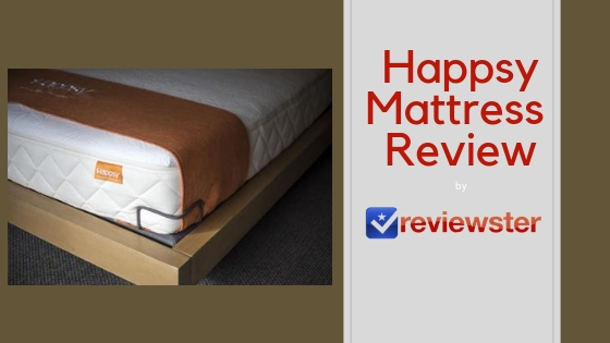 Happsy Mattress Review & Coupon Code