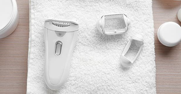 Epilator Cleaning