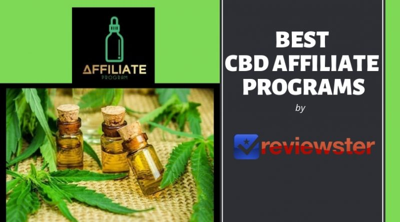 Best CBD Oil Affiliate Programs With High Commissions