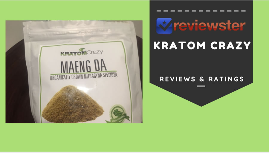 Review Of Kratom Crazy – Red Vein Bali