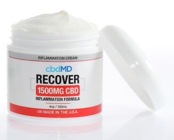 cbdmd Recover Review