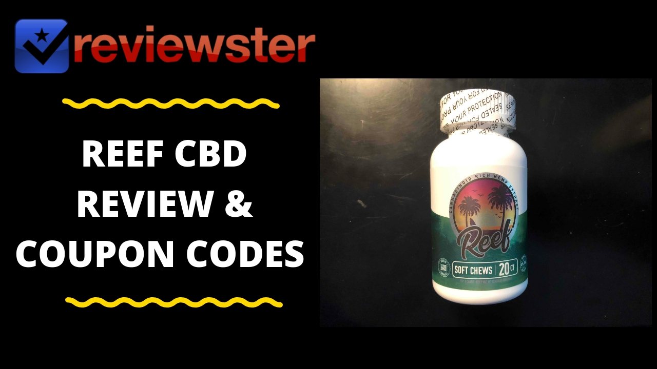 Reef CBD Review + Coupon Codes