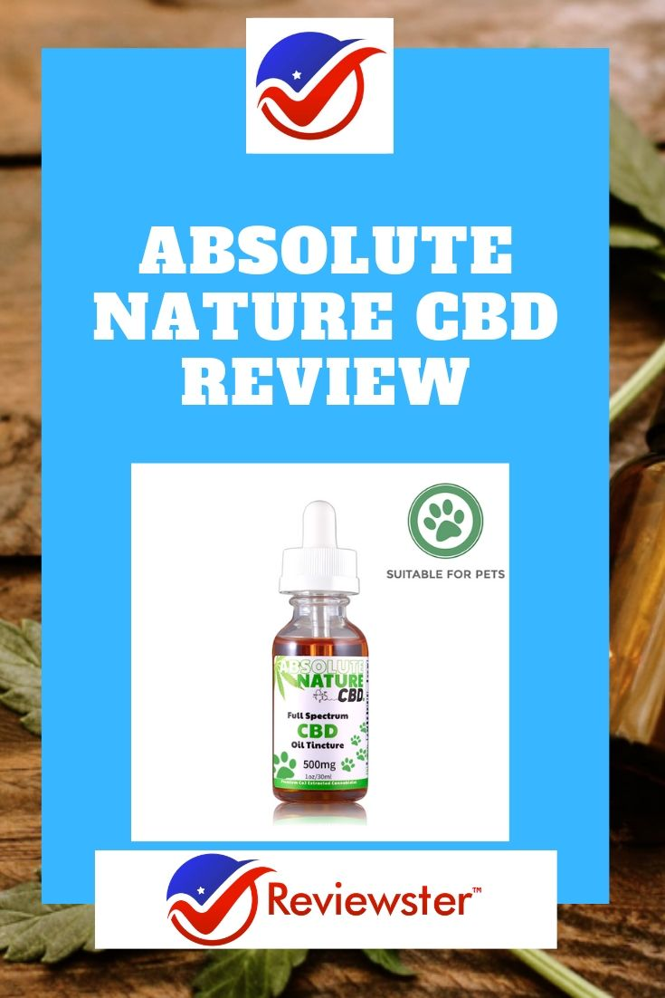 Absolute Nature CBD Review & Discount Codes