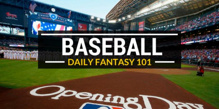Fantasy Baseball 101 – Beginners Guide to Winning Fantasy Baseball Leagues