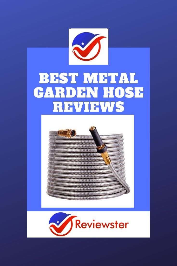 Best Metal Garden Hoses of 2019
