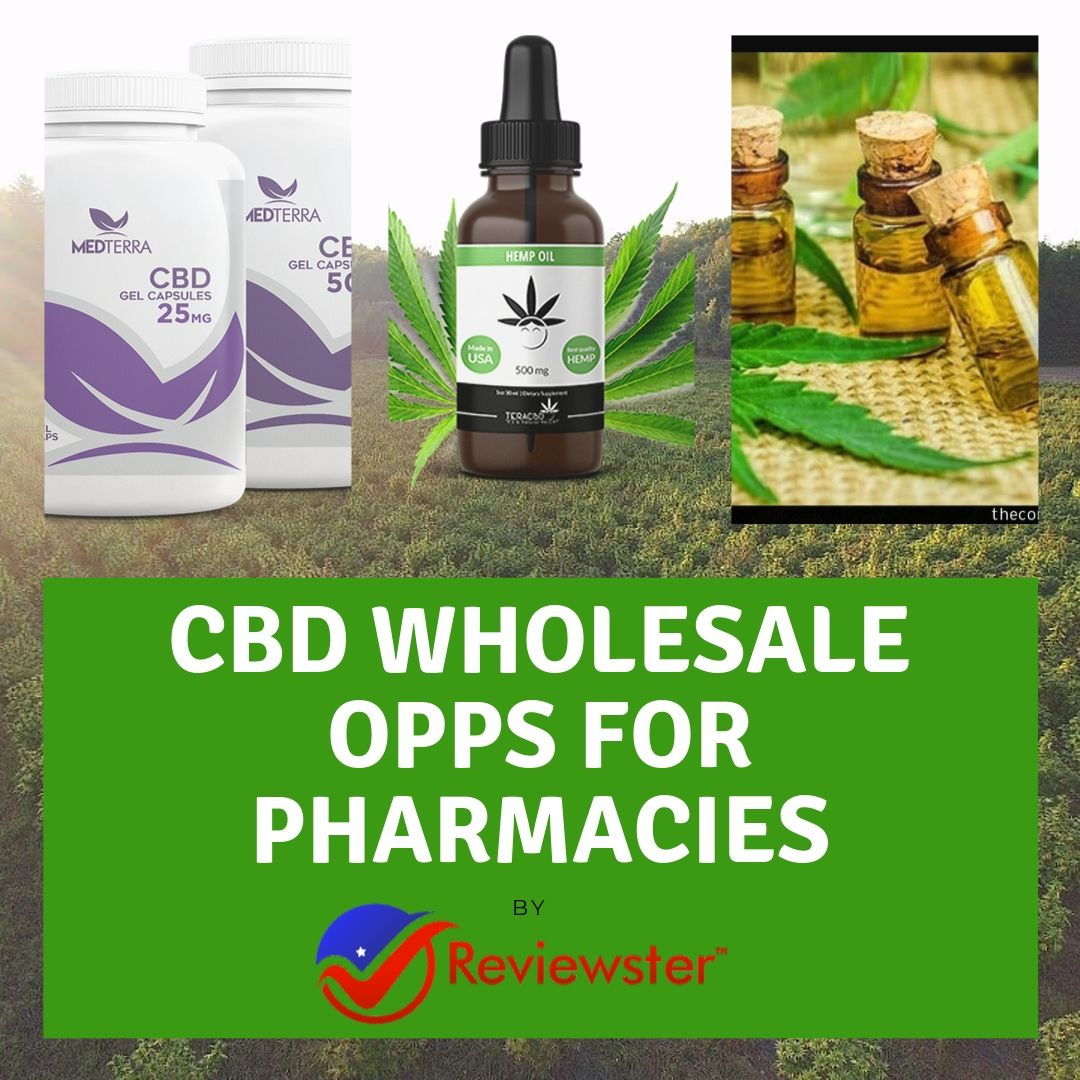 Best CBD & Hemp Wholesale for Pharmacies – Opportunities for 2020