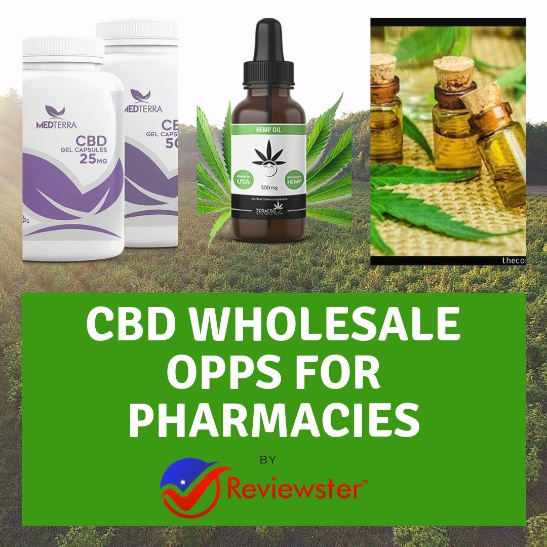 Best CBD & Hemp Wholesale for Pharmacies – Opportunities for 2020