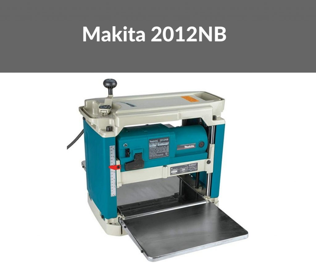 Best Thickness Planer Reviews Of 2020