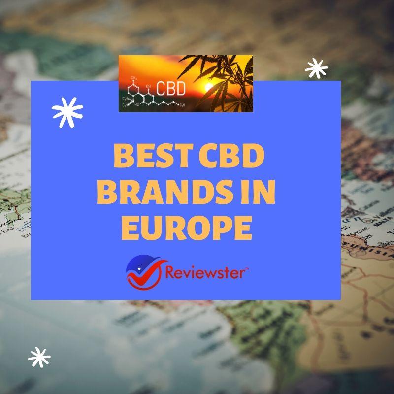 best cbd brands in europe