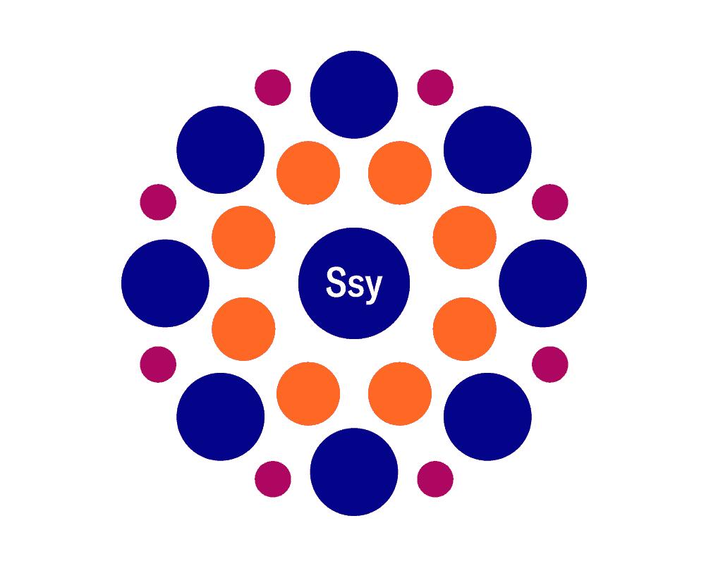 Sour space candy CBD Logo