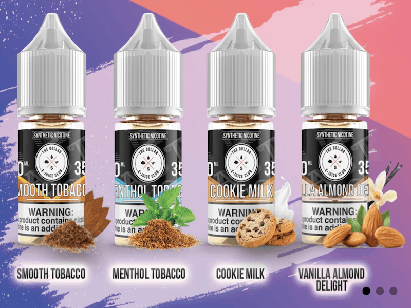 Dollar E-juice Club Review