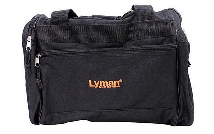 Lyman Shooting Range Gun Bag Review