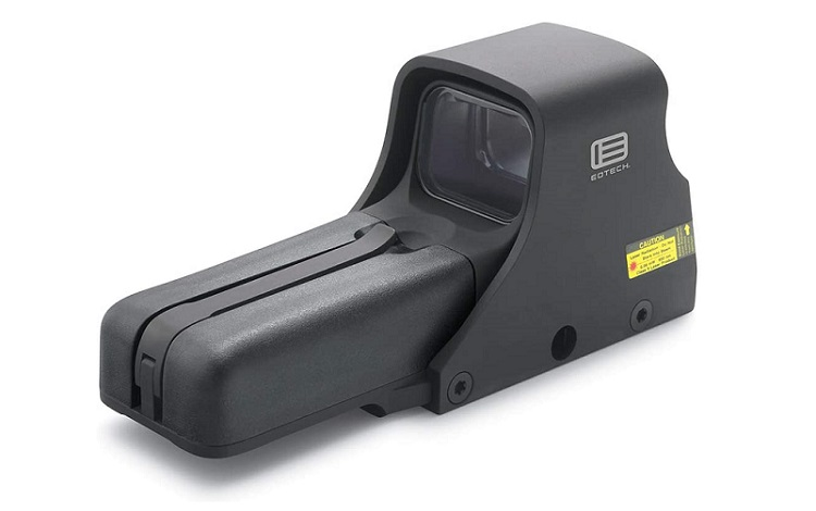 EOTECH 512 Holographic Sight Review