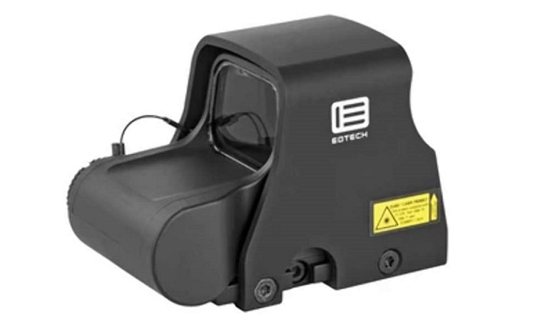 EOTECH XPS2 Holographic Sight Review