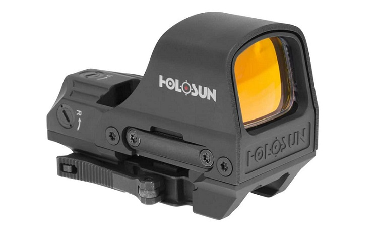 HOLOSUN - HS510C Holographic Sight Review