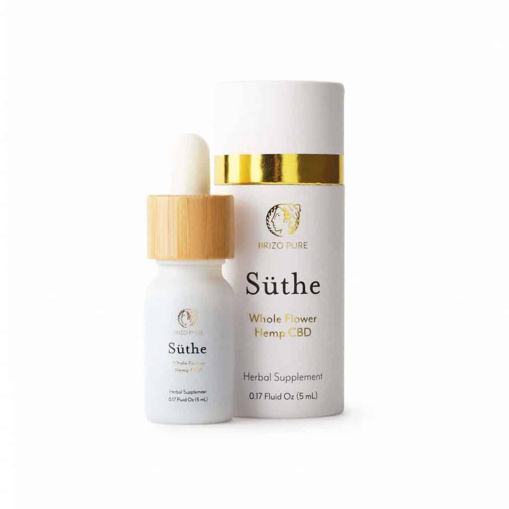 The Süthe CBD Fluid Supplement
