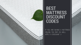 2018 Best Mattress Coupon Codes & Online Mattress Discounts