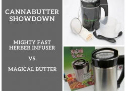 Mighty Fast Herbal Infuser vs Magical Butter – Cannabutter Machine Showdown!