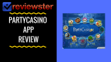 PartyCasino App Review for iOS