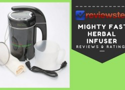 Mighty Fast Herbal Infuser Review – How To Make Cannabutter