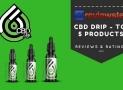 CBD Drip Review & Coupon Codes