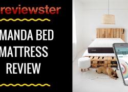 Amanda Sleep Smart Mattress Review